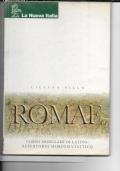 Romae Corso modulare di latino Repertorio Morfosintattico