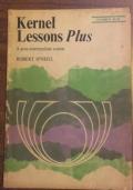 Kernel Lesson Plus