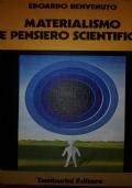 Materialismo E pensiero scientifico