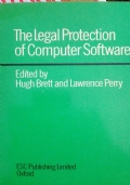 The legal protection of computer software