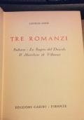 Tre Romanzi Indiana - Lo stagno del Diavolo - Il marchese di Villemer