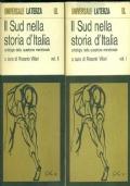 Il Sud nella storia d'Italia. Antologia della questione meridionale