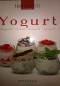 YOGURT antipasti, primi, secondi, dessert