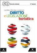 Diritto e legislazione turistica. Secondo biennio + MEbook + C.D.I.