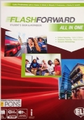 FlashForward All in one + Starter + Dizionario bilingue Pons digitale + Flip Book