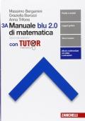 Manuale blu 2.0 di matematica 3A + 3B con Tutor + Risorse digitali multimediali