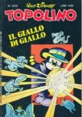 Topolino nr. 1434 -  22 maggio 1983
