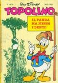 Topolino nr. 1664    18 ottobre 1987