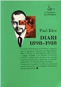 PAUL KLEE. DIARI 1898-1918