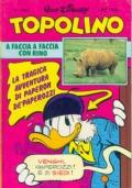 Topolino nr. 1612-  19 ottobre  1986