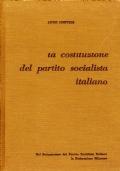 LA COSTITUZIONE DEL PARTITO SOCIALISTA ITALIANO