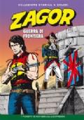 Zagor collezione storica a colori 64 - Guerra di frontiera