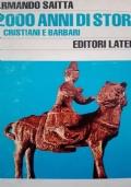 2000 anni di storia volume 1 cristiani e barbari