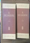 Il Decamerone. Vol. I e II con illustrazioni originali del secolo 18 XVIII.