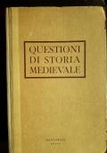 questioni di storia medievale