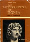 La Letteratura di Roma  Volume II  L'età Imperiale