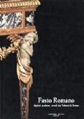 Fasto romano dipinti, sculture, arredi dai Palazzi di roma