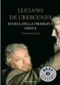 Storia della filosofia greca. Vol. 1: I presocratici