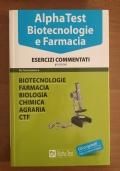 AlphaTest Biotecnologie e Farmacia-Esercizi commentati