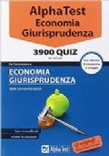 alpha test economia giurisprudenza - 3900 quiz