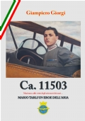Ca.11503 Mario Tarli un eroe dell'aria