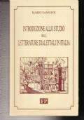 INTRODUZIONE ALLO STUDIO DELLE LETTERATURE DIALETTALI IN ITALIA