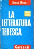 LA LETTERATURA TEDESCA