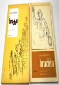 BRUCHIN poesie dialettali romagnole 2 volumi. ill. sughi e ilario fioravanti