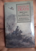 Fields of Death. Battle scenes of the first world war