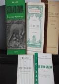 Per l'invalido- De Bello Gallico- Eneide- Tre Cesari- Storia di Roma