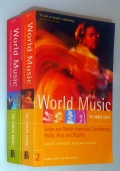 WORLD MUSIC - THE ROUGH GUIDE (2 vols.)