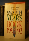 swatch year's book 1992-93