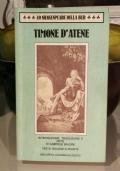 Timone d'Atene - Shakespeare William - Rizzoli con testo inglese a fronte