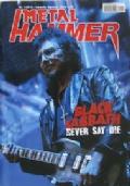 Rock Hard Luglio-Agosto  2013  Anno II n.14  (Huntress, Alestorm, Tarja ecc...)