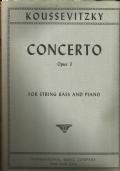 Concerto Opus. 3