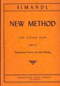 New Method for string bass (vol. II)
