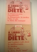 IL LIBRO DELLE DIETE (due volumi)