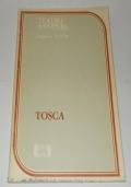 PROGRAMMA DEL TEATRO DELL'OPERA STAGIONE 1979-80 TOSCA