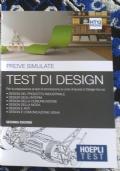 PROVE SIMULATE - TEST di DESIGN - HOEPLI TEST 13
