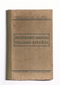 Diccionario Manual Italiano-Espanol