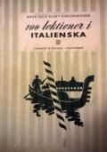 100 LEKTIONER I ITALIENSKA