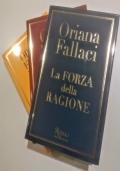 La trilogia di Oriana Fallaci