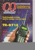 CQ elettronica, anno 2001 Annata completa 12 numeri