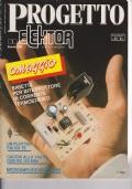 Progetto Elektor, anno 1989  Annata completa 11 numeri
