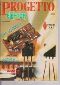 Progetto Elektor, anno 1988  Annata completa 11 numeri