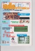 Radiokit elettronica- Tecnica e costruzioni-radiantismo-strumentazione-hobby , anno 2001  Annata completa 11 numeri