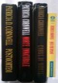 Blocco di 4 libri ciclo Kay Scarpetta