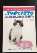 Il tuo gatto l'alimentazione corretta