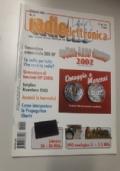 Radiokit elettronica- Tecnica e costruzioni-radiantismo-strumentazione-hobby , anno 2003  incompleta, mancano i n.6 e 7/8