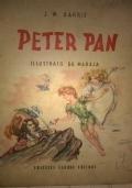 PETER PAN illustrato da Maraja
